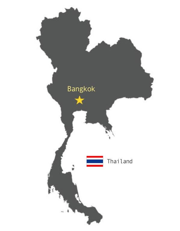 地図(バンコク)