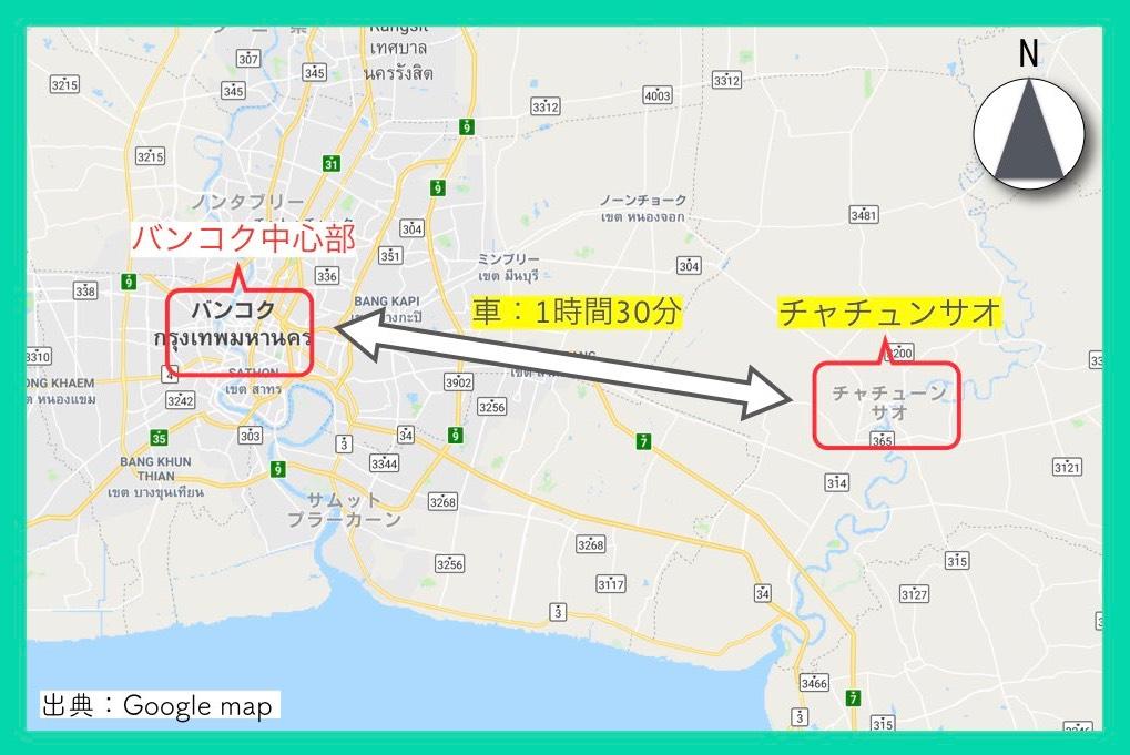 地図(ピンクガネーシャ・行き方)2